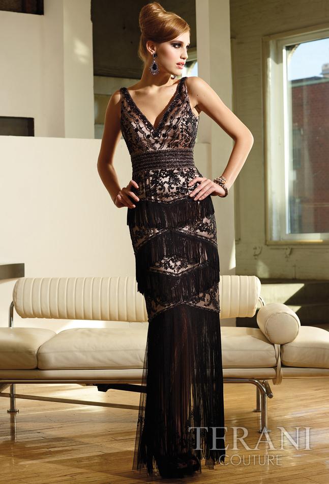 Long Evening Dresses 2012