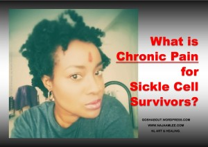 najaam lee, goshabout, blog, chronic pain, pain, sickle cell, anemia, ss,