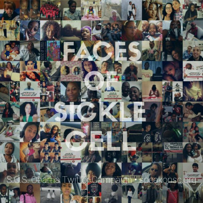 Najaamlee, goshabout, blog, vlog, sickle cell, faces, support, world, day,