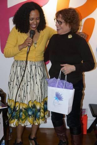 Winner of the Anu Essentials - Hair & Body raffle prize