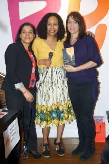 Winner of the Proud To Be Latina raffle! — at La Maison d'Art