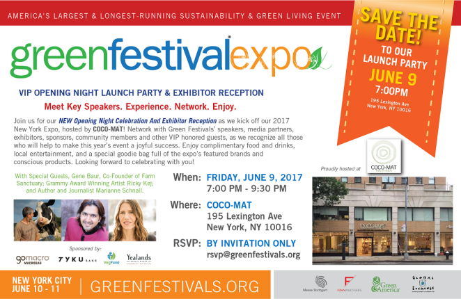 green festival expo, goshabout
